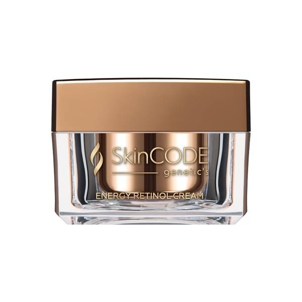 Skingenetic's CODE Крем для лица с Ретинолом ENERGY RETINOL CREAM, 50 мл etre belle крем зеленая энергия green energy cream 200 мл