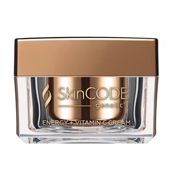 Skingenetic's CODE Крем для Лица ENERGY+VITAMIN C CREAM, 50 мл крем librederm vitamin e cream antioxidant for face 50 мл
