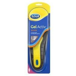 Scholl Стельки для Активной Работы для Женщин GelActiv
