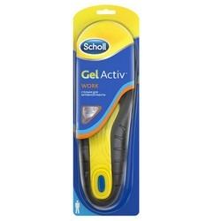 Scholl Стельки для Активной Работы для Мужчин GelActiv