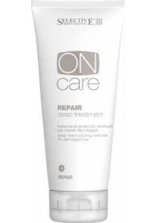 Selective Professional Repair Deep treatment Средство Глубокого Восстановления Поврежденных Волос, 200 мл