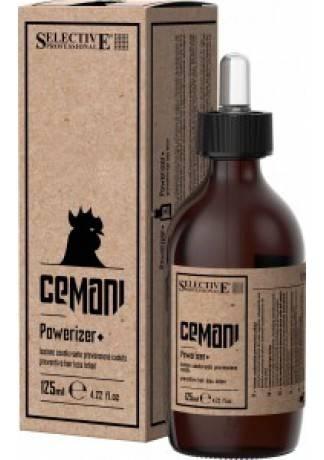 Selective Professional CEMANI Лосьон Powerizer+ Профилактический против Выпадения волос, 125 мл