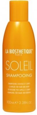 La Biosthetique Shampoo A.S. Шампунь с Защитой От Солнца, 100 мл