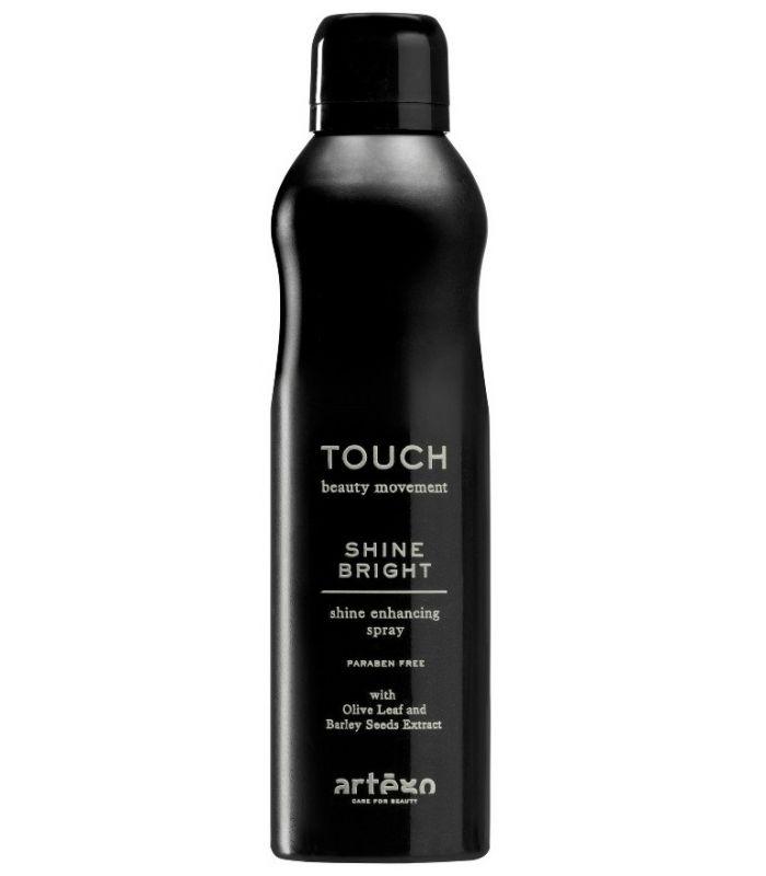 Artego Спрей Shine Bright Сухой для Блеска, 250 мл lisap milano fashion gloss shine спрей блеск для волос 250 мл