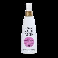 Soleil Noir Солнцезащитное Молочко-Спрей SPF 50+ Высокая Степень Защиты для Детей, 150 мл soleil noir крем антивозрастной витаминизированный солнцезащитный spf 20 средняя степень защиты soin vitamine 50 мл