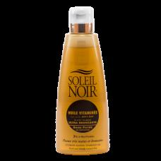Soleil Noir Антивозрастное Витаминизированное Масло Ультра-Загар, 150 мл