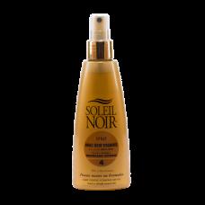Soleil Noir Сухое Масло-Спрей  SPF 4 Интенсивный Загар, 150 мл soleil noir сухое масло спрей ультра загар 150 мл