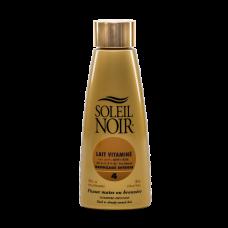 Soleil Noir Антивозрастное  Витаминизированное Молочко SPF 4 Интенсивный Загар, 150 мл