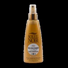 Soleil Noir Сухое Масло-Спрей  SPF 6 Интенсивный Загар, 150 мл soleil noir сухое масло спрей ультра загар 150 мл