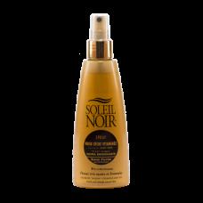 Soleil Noir Сухое Масло-Спрей Ультра-Загар, 150 мл сухое масло 60 мл