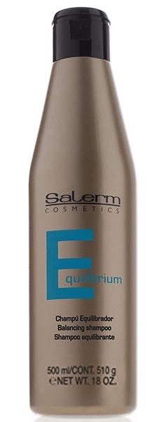 salerm cosmetics шампунь champu antigrasa 1000 мл Salerm Cosmetics Шампунь Champu Equilibrador Сбалансированный, 500 мл