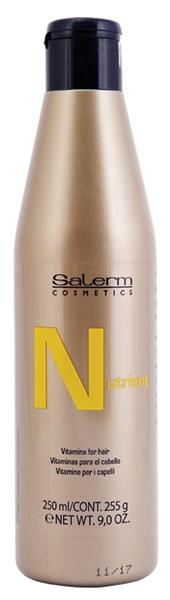 Salerm Cosmetics Шампунь Champu Anticaida против Выпадения Волос, 250 мл ducray неоптид лосьон от выпадения волос для мужчин 100 мл