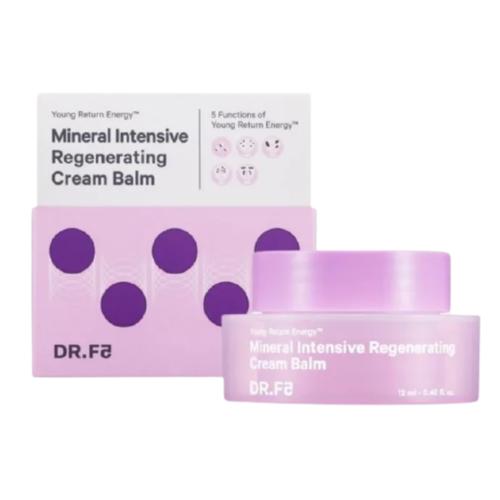 DR.F5 Крем Mineral Intensive Regenerating Cream Питательный с Морскими Минералами Мини, 12 мл