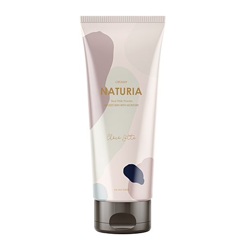 Naturia Скраб Creamy Oil Salt Scrub Choco Latte для Тела Шоколад, 250г naturia скраб для тела creamy oil ваниль 250 мл