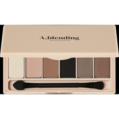 Фото - Esthetic House Тени A.Blending Pro Eyeshadow Palette для Век Искушение, 6 шт/2г тени для век single power eyeshadow 2 2г 05 pink sand