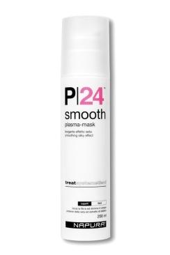 Napura Smooth P24 Плазма-Маска для Прямых Волос, 200 мл цена