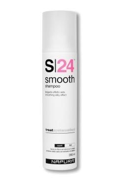 Napura Smooth S24 Шампунь для Прямых Волос, 200 мл yung mom s24