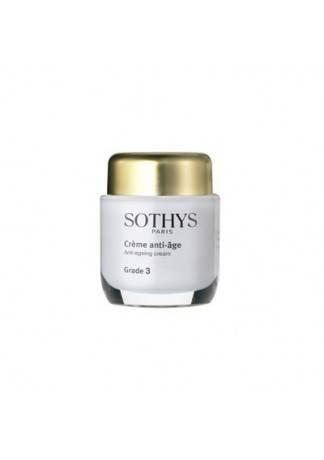 Sothys Активный Anti-Age Крем для Нормальной и Комбинированной Кожи GRADE 3, 50 мл sothys ультраувлажняющий крем для нормальной и сухой кожи 150 мл