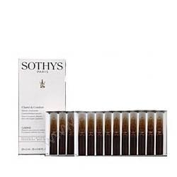 Sothys Концентрированная Сыворотка для Укрепления и Защиты Clarte&Comfort, 20 х2 мл
