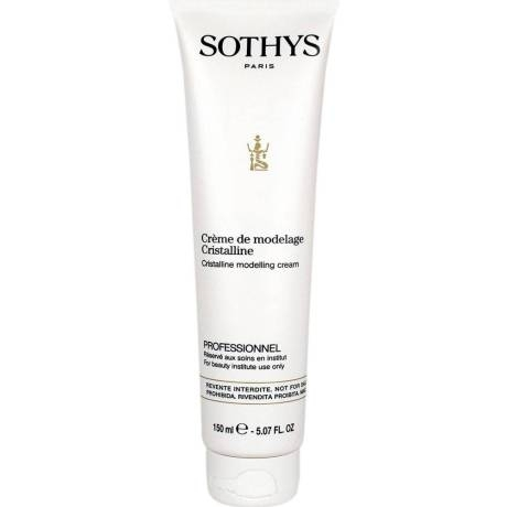 Sothys Крем Professional Products Cristalline Modelling Cream Моделирующий Массажный Кристаллин, 150 мл
