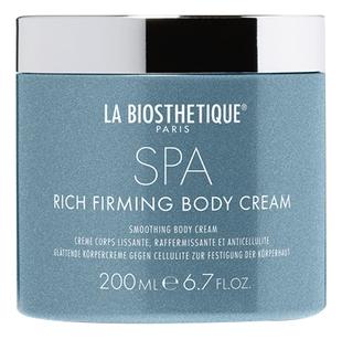 La Biosthetique SPA-Крем Rich Firming Body Cream SPA Actif Насыщенный Укрепляющий для Тела, 200 мл