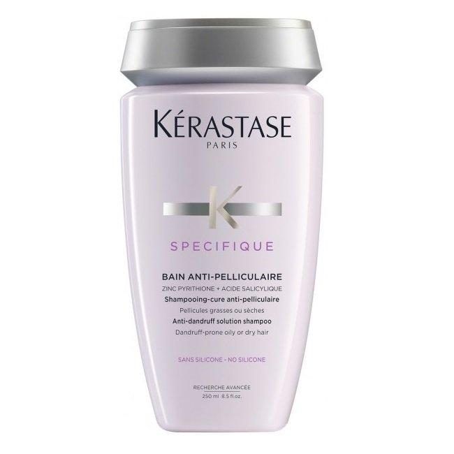 Kerastase Шампунь Specifique Bain Anti-Pelliculaire Антипел от Перхоти, 250 мл