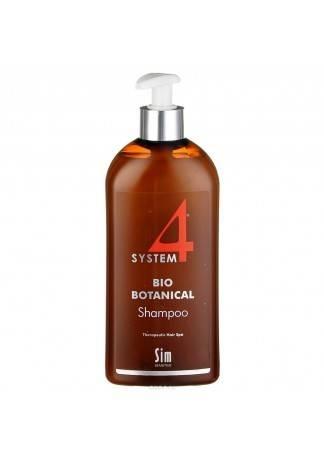 Sim Sensitive Био Шампунь Ботанический System 4, 500 мл sim sensitive комплекс от выпадения волос system 4 3шт по 100 мл
