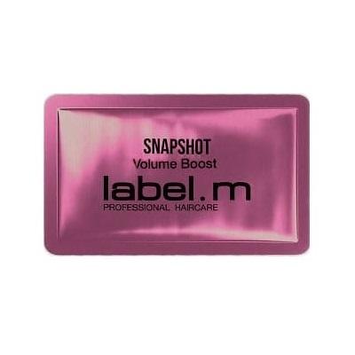 Label.m Сыворотка Snapshot Розовый Придание Объема, 9 мл