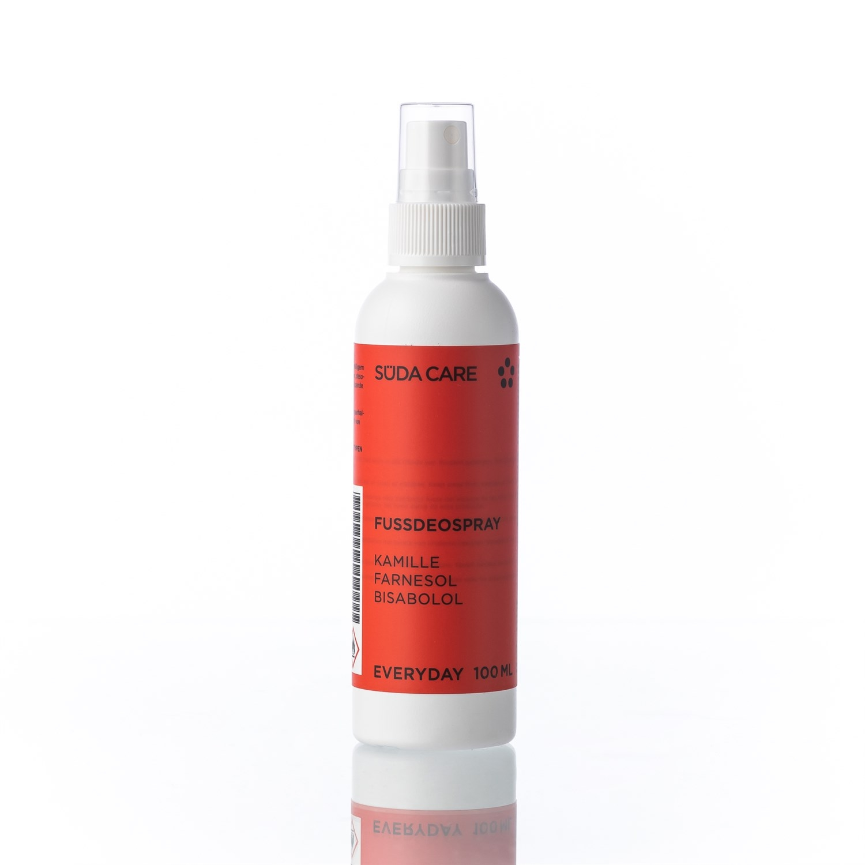 SUDA Спрей-Дезодорант Fuβdeospray для Ног Освежающий, 100 мл недорого
