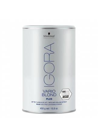 Schwarzkopf Igora Vario Blond Plus Осветляющий порошок для волос, 450гр