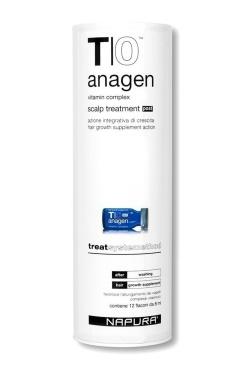 Napura Ампулы-Флаконы Anagen Post T0, 4шт*8 мл бифидумбактерин 5доз порошок 10 флаконы
