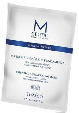 Thalgo Интенсивная восстанавливающая маска Essential Regenerating Mask, 12 мл thalgo био успокаивающая маска мгновенного действия 50 мл