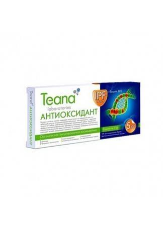 купить Teana Антиоксидант, 10 амп * 2 мл