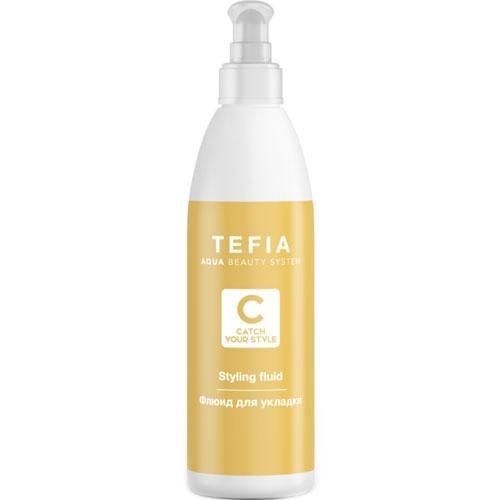 Tefia Флюид для Укладки, 250 мл tefia флюид жидкие кристаллы 100 мл