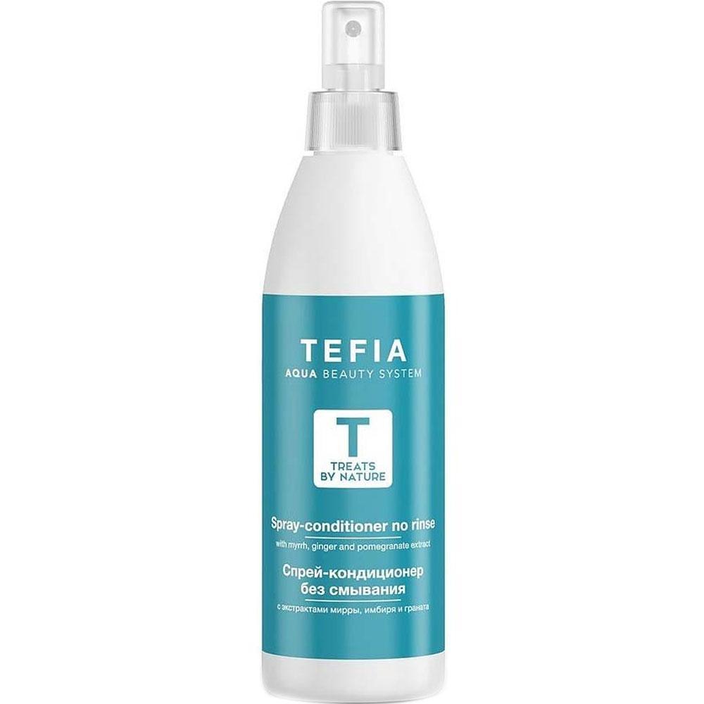 Tefia Спрей-Кондиционер без Смывания, 250 мл кондиционер riche regenerating conditioner объем 250 мл