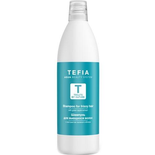 Tefia Шампунь для Вьющихся Волос, 1000 мл стоимость