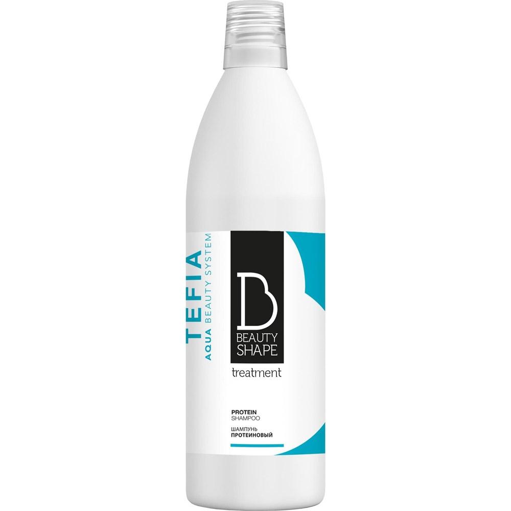 Tefia Шампунь Протеиновый, 1000 мл tefia шампунь для тонких волос и частого мытья 1000 мл
