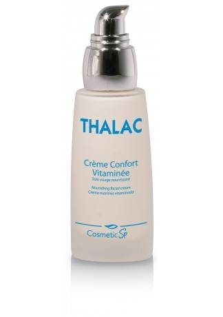 Thalac Крем Питательный Комфорт, 50 мл питательный крем для ног 50 мл halal cosmetics питательный крем для ног 50 мл
