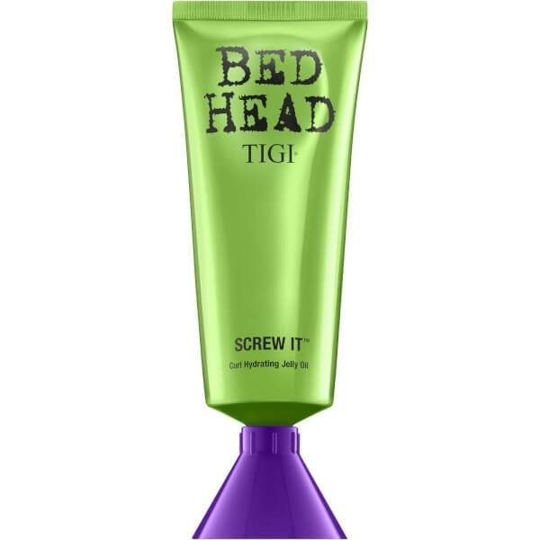 TIGI Bed Head Дисциплинирующее Несмываемое Масло-желе для Волос SCREW IT, 100 мл несмываемое масло для волос