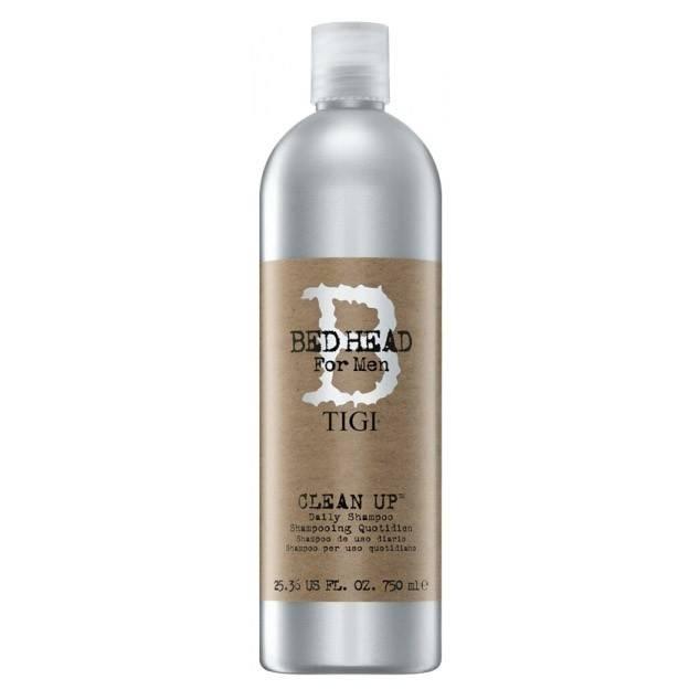 TIGI Bed Head Clean Up Daily Shampoo - Шампунь для ежедневного применения, 750 мл