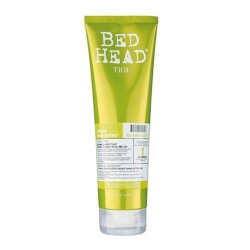 TIGI Bed Head Urban Antidotes Re-Energize - Шампунь для нормальных волос, 250 мл hp elitedesk 800 g4 sff intel core i5 8500 3ghz 8192mb 256ssdgb dvdrw war 3y w10pro displayport