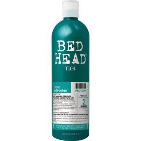 TIGI Bed Head Urban Antidotes Recovery - Шампунь для поврежденных волос, 750 мл tigi bed head urban antidotes resurrection маска для сильно поврежденных волос 200 гр