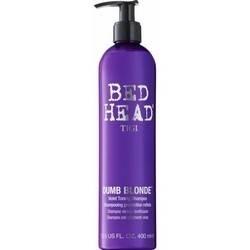 TIGI Bed Head Шампунь-Корректор Цвета для Светлых и Осветленных Волос, 400 мл