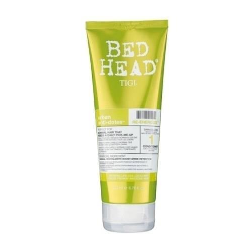 TIGI Bed Head Urban Antidotes Re-Energize - Кондиционер для нормальных волос, 200 мл tigi bed head укрепляющий кондиционер 200 мл