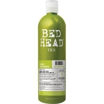 TIGI Bed Head Urban Antidotes Re-Energize - Кондиционер для нормальных волос, 750 мл tigi bed head укрепляющий кондиционер 200 мл