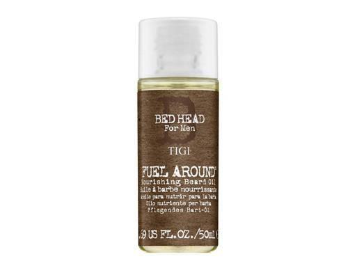 TIGI Bed Head Fuel Around Nurishing Beard Oil - Питательное масло для бороды, 50 мл