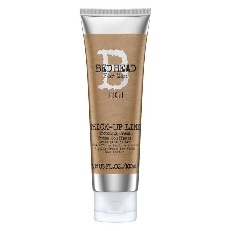 TIGI Bed Head Крем для Укладки Волос Thick-Up-Line Grooming Cream, 100 мл недорого