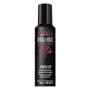 TIGI Rockaholic Мусс для Объема Волос AMPED UP, 200 мл nioxin мусс для объема 200 мл
