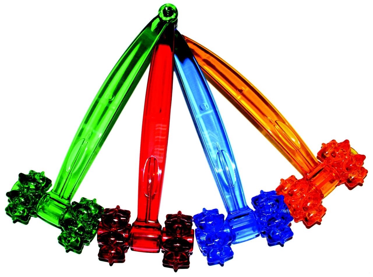 Фото - Торг Лайнс Массажер Чудо-Ролик (цвет в ассортименте), 1шт торг лайнс массажер чудо пальчик