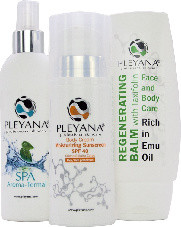 Pleyana Travel Summer Set